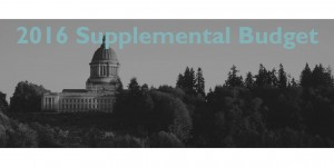 2016 Supplemental Budget